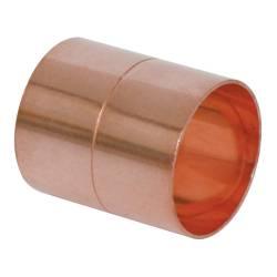 Manchon cuivre à braser sur cuivre